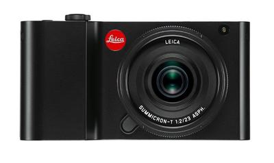 2014 leica t black front s
