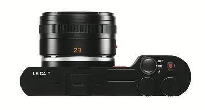 Leica t black top s