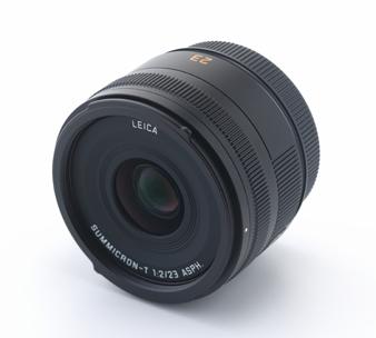 Leica ズミクロンT f2/23mm ASPH.