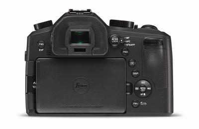 Leica v lux back