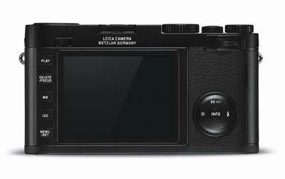 Leica x black back