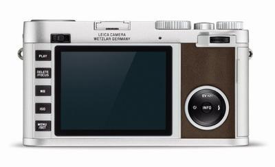 Leica x silver back