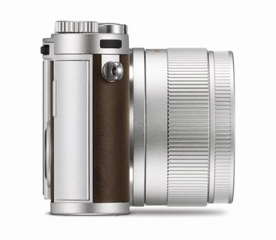 Leica x silver right