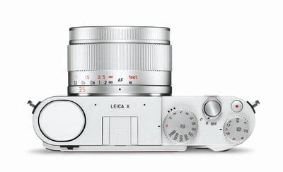Leica x silver top