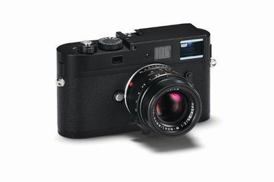 Leica Mモノクロームブラック