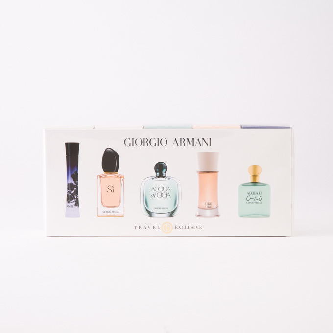GIORGIO ARMANIGiorgio Armani Miniature Coffret for Women. 5403270127 f258fe605832