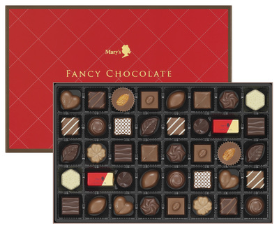 Mary's Fancy Chocolate Collection (40 pieces)