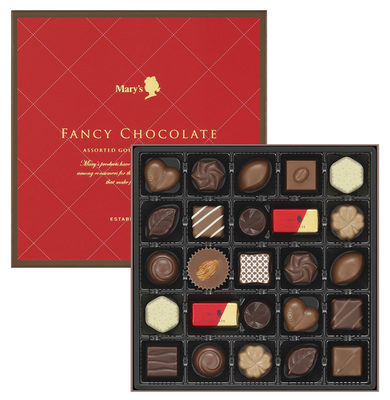 Mary's Fancy Chocolate Collection (25 pieces)