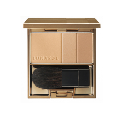 LUNASOL SHADING CHEEKS N 01Natural Beige(Refill)