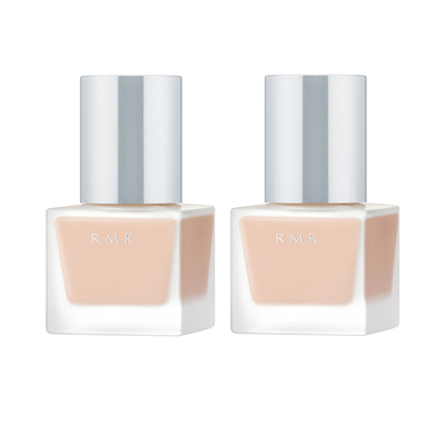 RMK Liquid Foundation Duo 201 (30ml×2)