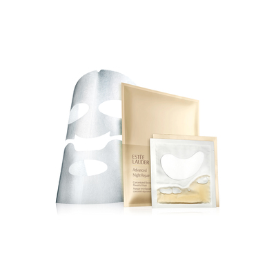 Advanced Night Repair Masks for Face and Eyes