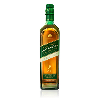 Johnnie Walker® Island Green ™ 1000ml