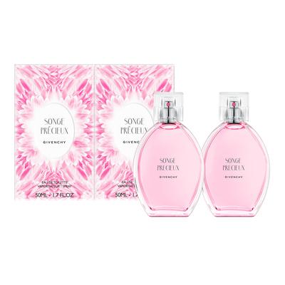 Songe普雷西厄淡香水 两瓶套装(50ml×2)
