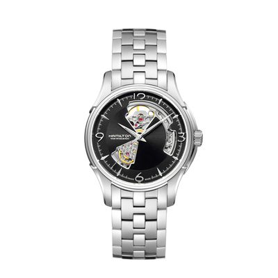 HAMILTON Jazzmaster Open Heart 40mm H32565135