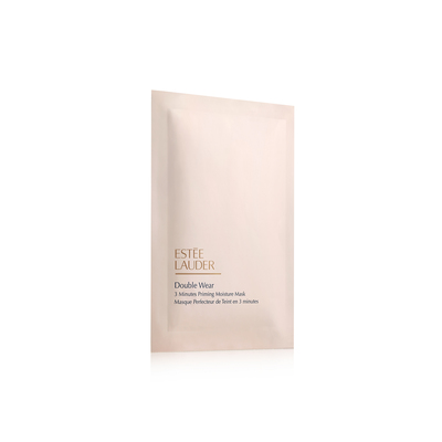 Double Wear 3 Minute Priming Moisture Mask
