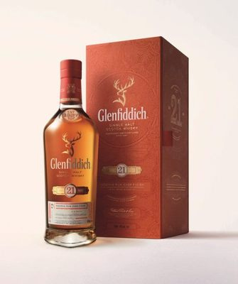 GLENFIDDICH 21Y 700ML
