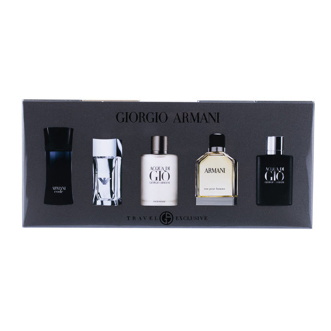 Men's Armaniarmani Coffret Giorgio Giorgio Fragrance qMGVzUSp