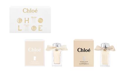 Chloé EDP & Chloé Fleur de Parfum EDP mini duo set