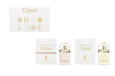 Chloé Love Story EDP & EDT mini duo set
