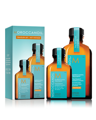 Moroccanoil Traveler Set 50 ml + 25 ml