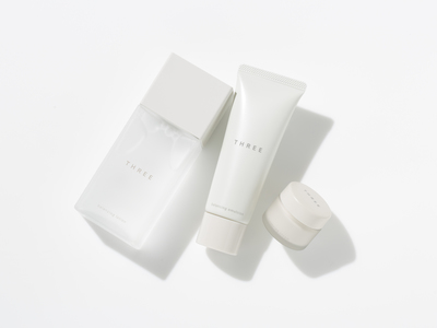 THREE Balancing Moisturizing SET