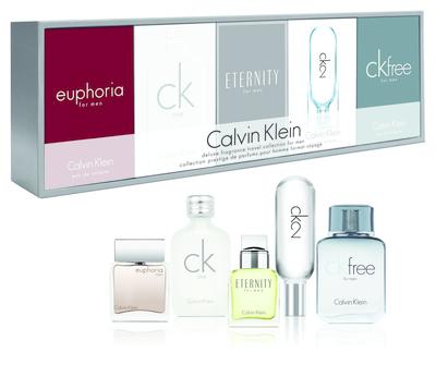 Calvin Klein 男士迷你禮盒