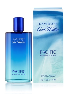 Cool Water Man Pacific Summer EDT 125ml