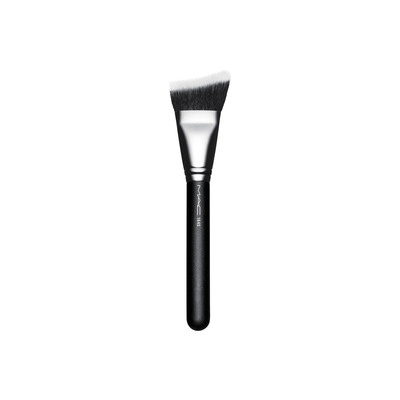 164S DUO FIBRE CURVED SCULPTING BRUSH