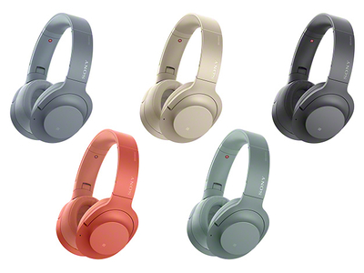 SONY WH-H900N  Headband-style Wireless Noise Canceling Headphones