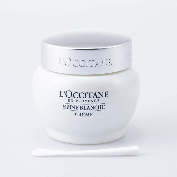 �ล�าร���หารู��า�สำหรั� L'Occitane Reine Blanche Cream White Infusion 50 ml.