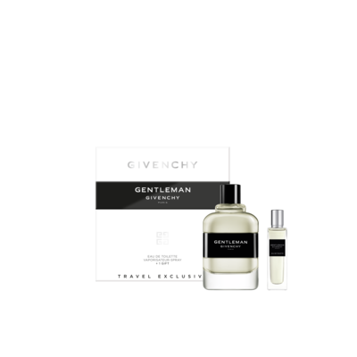 Gentleman Givenchy Eau De Toilette Set 100ml+15ml