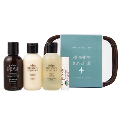 jet setter travel kit