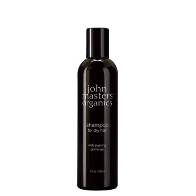 shampoo for dry hair with evening primrose