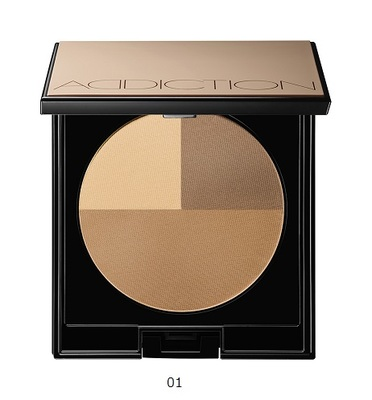 ADDICTION  CONTOURING ADDICTION Neutral Trinity