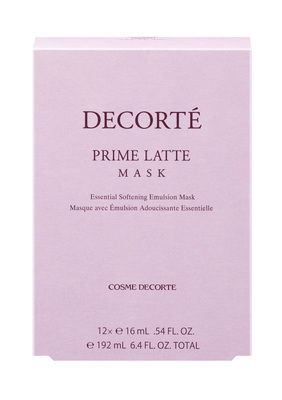 PRIME LATTE MASK(16ml×12枚)