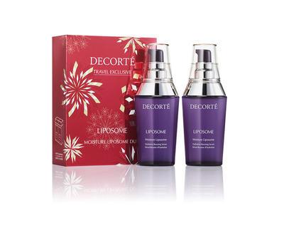 COSME DECORTE MOISTURE LIPOSOME DUO 60ML*