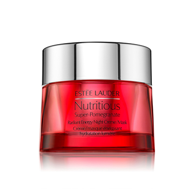 Nutritious Super-Pomegranate Radiant Energy Night Crème/Mask 50ml