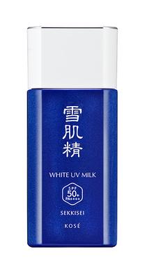 雪肌精 ホワイト UV ミルク 60g SPF50+/PA++++