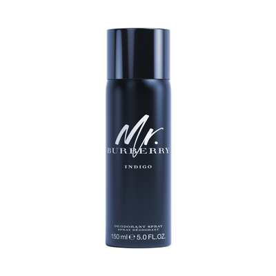 Mr. BURBERRY INDIGO DEO SPRAY 150ML