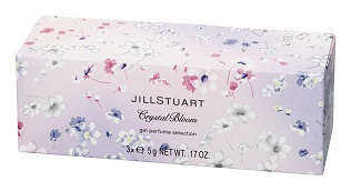 JILL STUART Crystal Bloom gel perfume selection