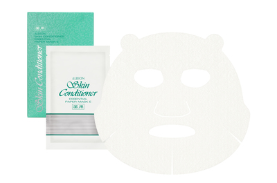 SKIN CONDITIONER ESSENTIAL PAPER MASK E (8pcs)