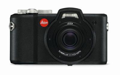 ライカX-U  ブラック