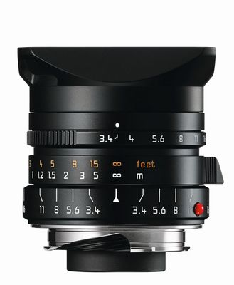 Super-Elmar-M 21 mm f/3.4 ASPH
