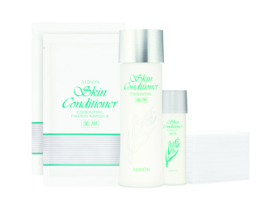 ALBION SKIN CONDITIONER ESSENTIAL KIT A