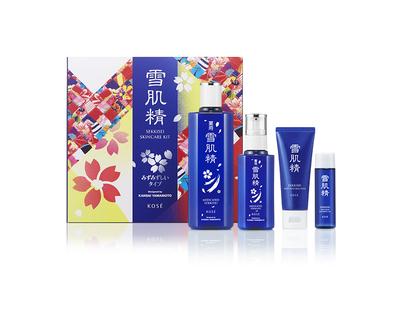 SEKKISEI Skincare Kit  KANSAI YAMAMOTO Limited Edition