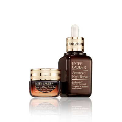 Advanced Night Repair or Face and Eyes - Face Serum + Eye Supercharged Complex