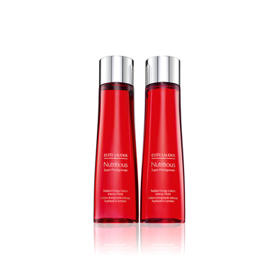 Nutritious Super-Pomegranate Radiant Energy Lotion Intense Moist Duo