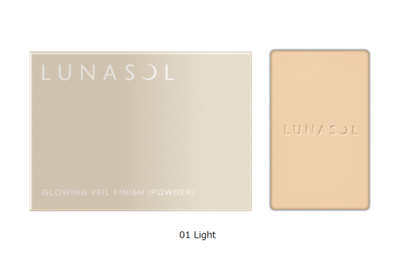 LUNASOL GLOWING VEIL FINISH (POWDER)