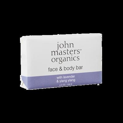 LRG&YY Soap (Lavender rose geranium& Ylang-Ylang) 128g