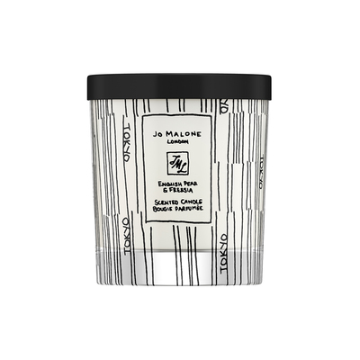 English Pear & Freesia Home Candle- Tokyo Edition 200g